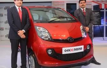 Tata Motors Launches New Feature Rich Genx Nano The