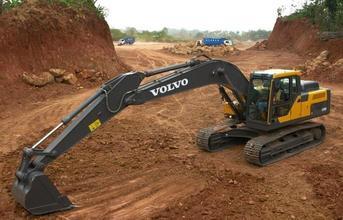 Volvo launches EC200D excavator in India - The Machinist